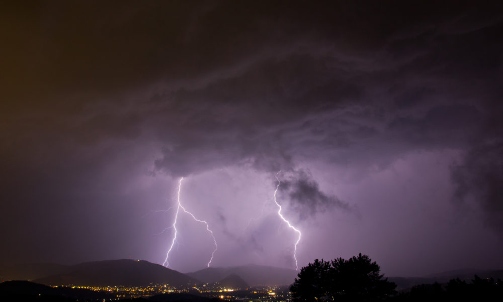 Blitzschutz